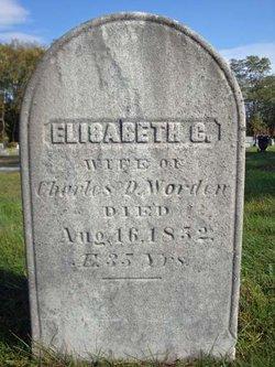 Elizabeth C Worden