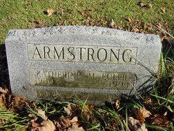Katherine M <i>Euler</i> Armstrong