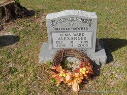 Alma <i>Ward</i> Alexander