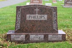 Esther J. <i>Seville</i> Phillips