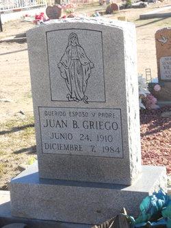 Juan B. Griego