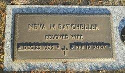 Neva M Batcheller
