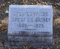 Lola <i>Edwards</i> Barney