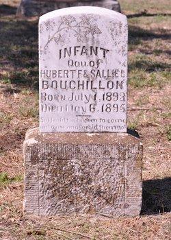 Infant Daughter Bouchillon