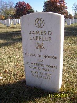 James Dennis LaBelle
