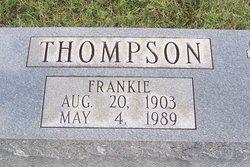 Frankie Thompson