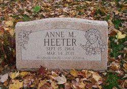 Anne M. Heeter