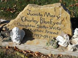 Mrs Juanita Mary GrandmaOJO <i>Charley</i> BlueEyes