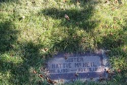 Hattie McNeil
