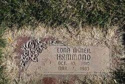 Edna <i>McNeil</i> Hammond