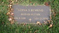 Verna <i>Donald</i> Dearing