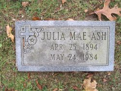 Julia Mae Ash