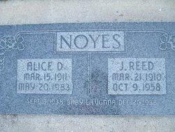 Alice D. Noyes