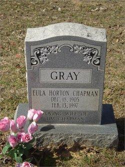 Eula May <i>Horton</i> Chapman