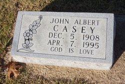 John Albert Casey