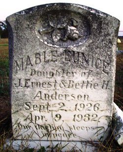 Mable Eunice Anderson