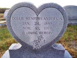Dollie <i>Menfurs</i> Anderson