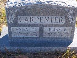 Anna Mae <i>Davidson</i> Carpenter
