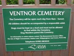 Ventnor Cemetery
