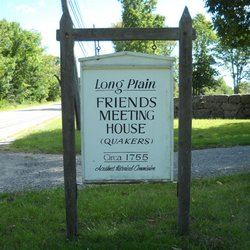 Long Plain Friends Cemetery