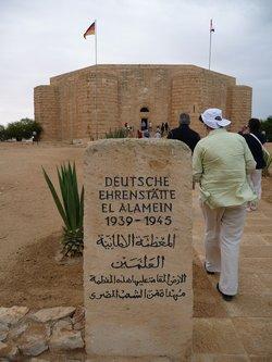 Deutsche Ehrenst�tte El Alamein