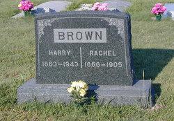 William Harrison Harry Brown