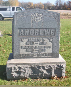 Bertha Amelia <i>Robbins</i> Andrews
