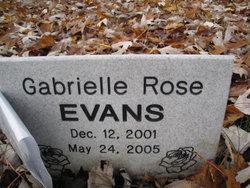 Gabrielle Rose Evans