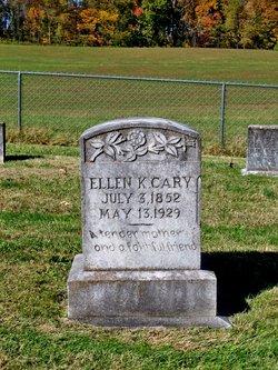 Ellen Kirkpatrick <i>Barron</i> Cary