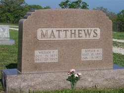 Sophia Adele <i>Neese</i> Matthews