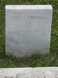 Lieut Francis Noble Armistead