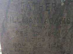 Tillman Adams
