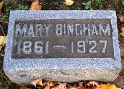 Mary <i>Cranston</i> Bingham
