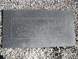 Doyce <i>Grant</i> Carter