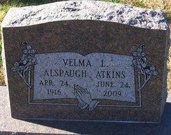 Velma L. <i>Grigsby</i> Atkins