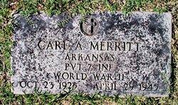 Carl Alvin Merritt