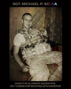 Sgt Michael P Scusa