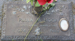 Paula M Hoop