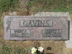 Mary Florence <i>Harriss</i> Cavins