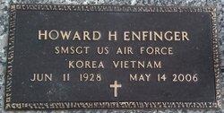 Sgt Howard Higdon Enfinger