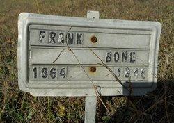 James Franklin Frank Bone
