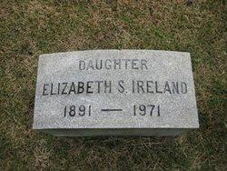 Elizabeth Susan Susie Ireland