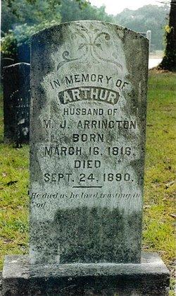 Arthur Arrington