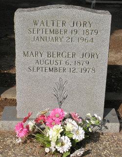 Mary Barbara <i>Berger</i> Jory