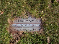 Jacob Eber Foreman