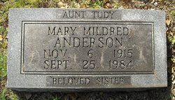 Mary Mildred Anderson