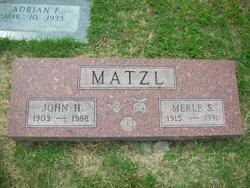 John Henry Matzl