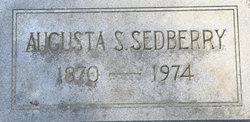 Augusta <i>Simpson</i> Sedberry
