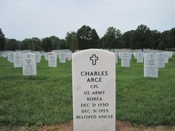 Corp Charles Arce