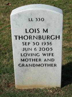 Lois M. Thornburgh